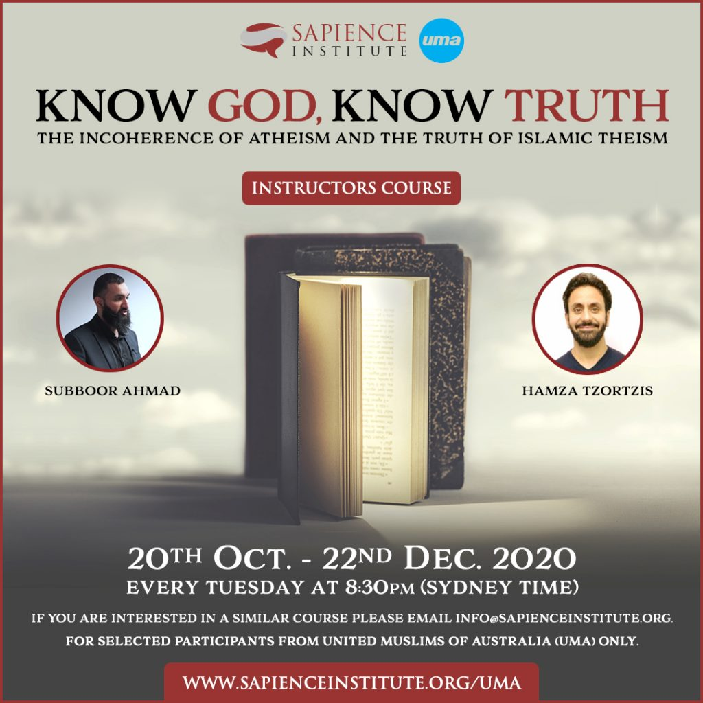 Know God, Know Truth_v2