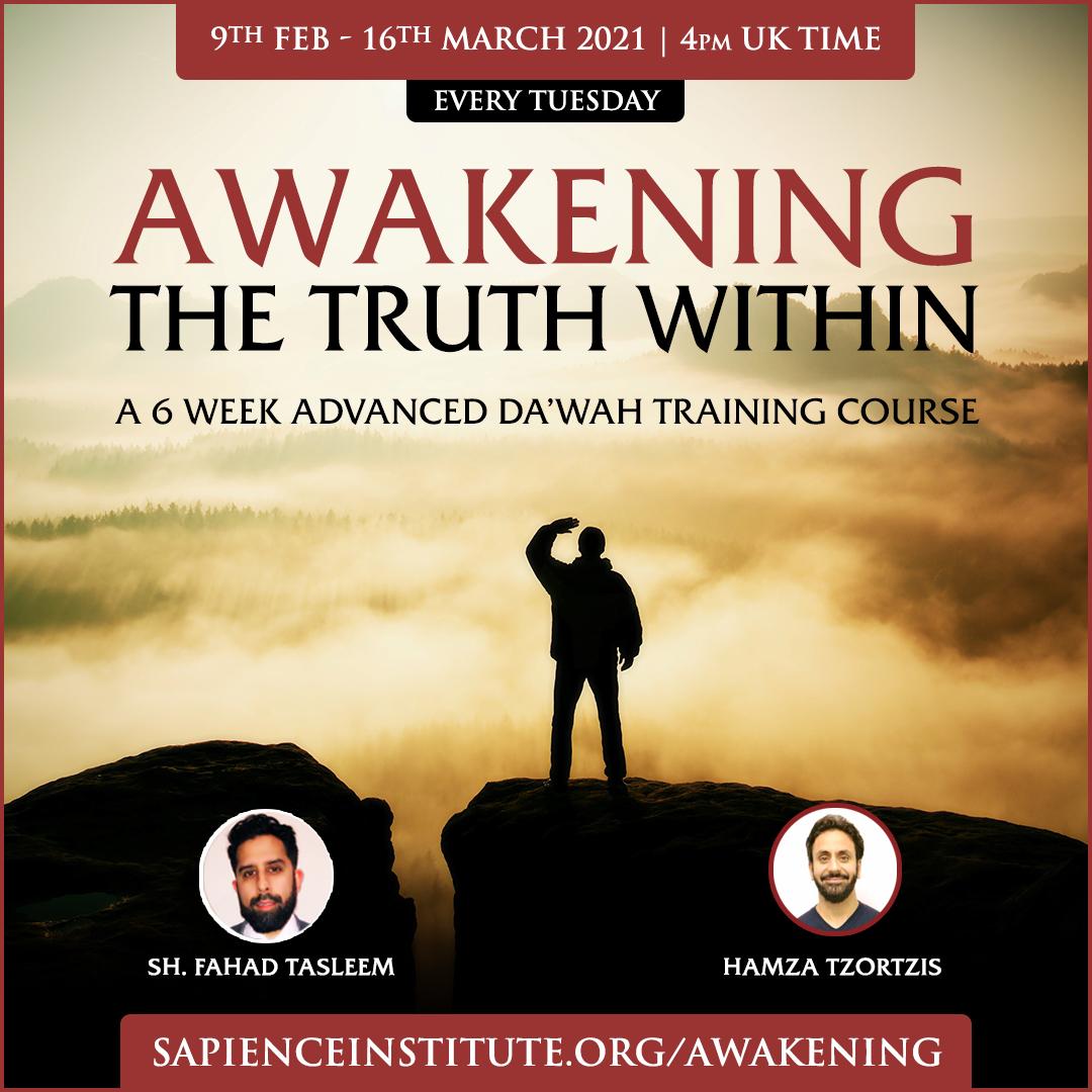 Awakening the truth within